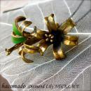 Diamond Lily Necklace (ダイアモンドリリーネックレス) hacomado