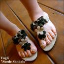 スエードサンダル 【 Vogli 】 made in Spain